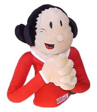 Winning Edge Designs OLIVE OYL HEADCOVER