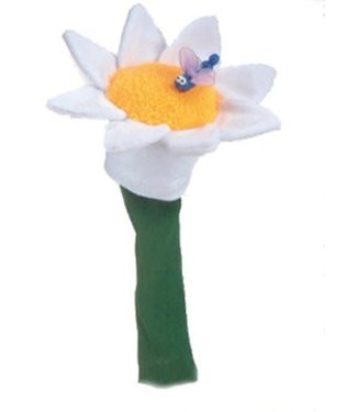 Winning Edge Designs DAISY FLOWER HEADCOVER