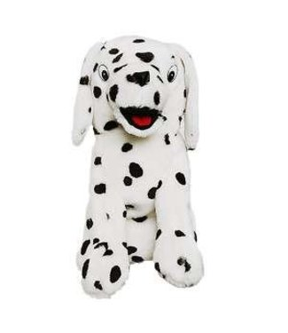 Winning Edge Designs DALMATIAN HEADCOVER