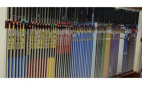 Grips/Shafts/Supplies