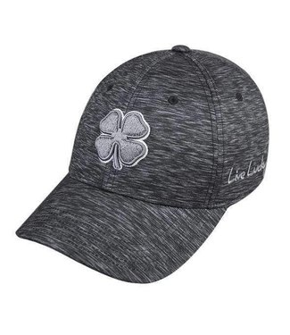 Black Clover LUCKY HEATHER BLACK FITTED HAT