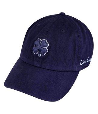 Black Clover MR. LUCK 3 ADJUSTABLE HAT. Quick shop 3ec0fc2f6978