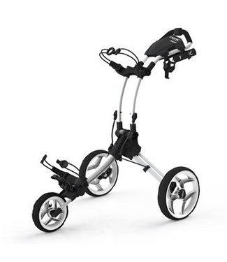 ClicGear ROVIC RV1C GOLF PUSH CART ARTIC/WHITE
