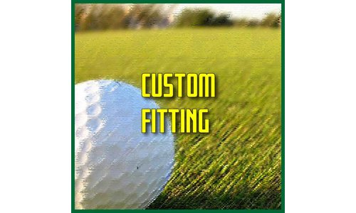 Custom Club Fitting
