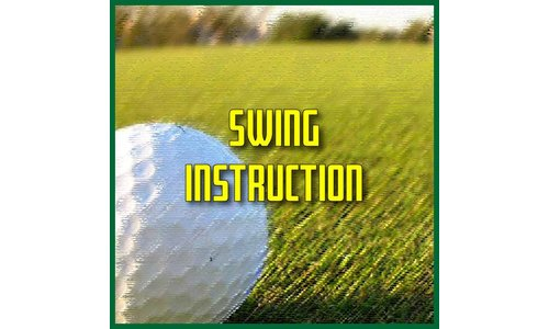 Golf Swing Instruction