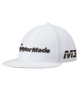 Taylormade TM18 TOUR 9FIFTY ADJUSTABLE HAT WHITE/GRAY