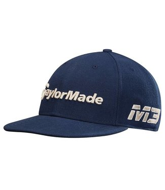 Taylormade TM18 TOUR 9FIFTY ADJUSTABLE HAT NAVY