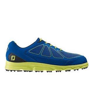 Footjoy SUPERLITES CT 58002 BLUE/LIME