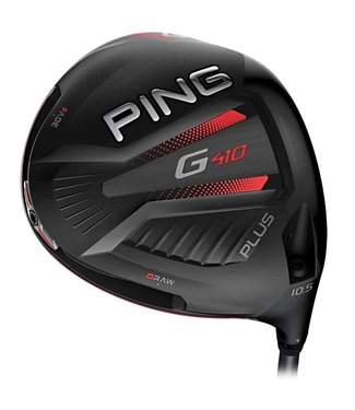 Ping G410 PLUS DRIVER LEFT HAND