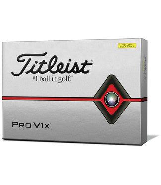 Titleist PRO V1X YELLOW