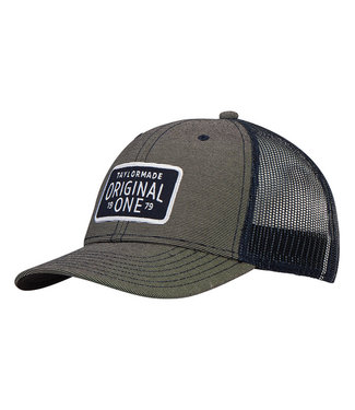 Taylormade LIFESTYLE ORIGINAL ONE TRUCKER HAT