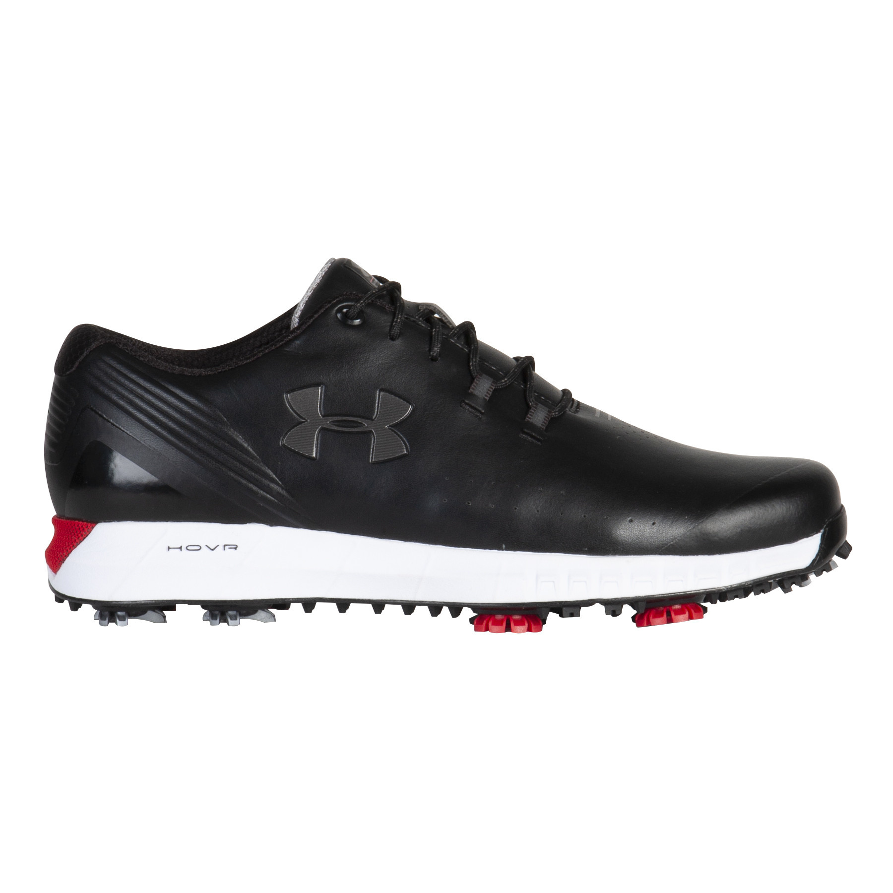 Reparador veneno Excepcional  UNDER ARMOUR | UA HOVR DRIVE BLACK GOLF SHOES - Golf Warehouse Atlanta