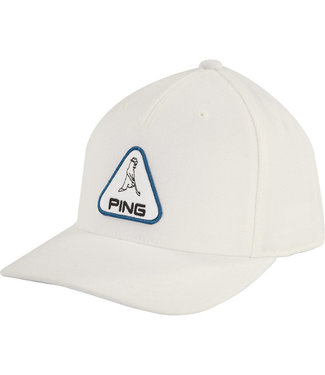 Ping MR. PING PATCH CAP WHITE