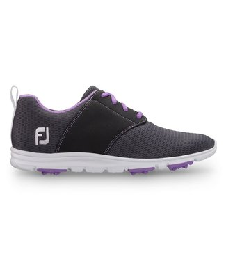 Footjoy ENJOY CHARCOAL/VIOLET 95711