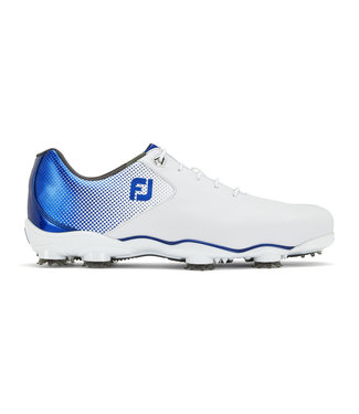 Footjoy D.N.A. HELIX WHITE/BLUE 53334