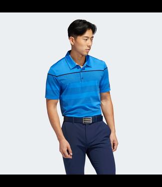 Adidas ULTIMATE365 DASH STRIPE POLO BLUE/ NAVY