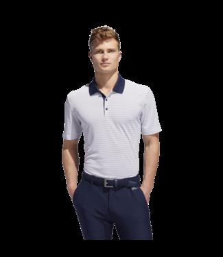 Adidas COLOR STRIPE POLO WHITE/ NAVY