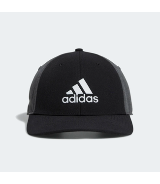 A-STRETCH BADGE OF SPORT TOUR HAT BLACK