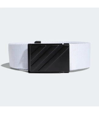 WEBBING BELT WHITE