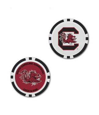 Wincraft POKER CHIP BALL MARKER SOUTH CAROLINA