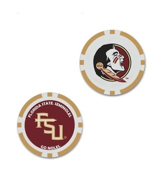 Wincraft POKER CHIP BALL MARKER FLORIDA STATE