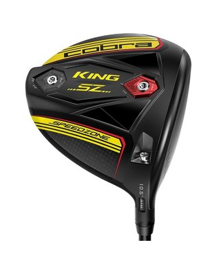 Cobra SPEEDZONE DRIVER BLACK/YELLOW