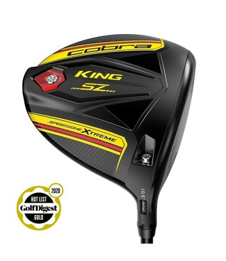 Cobra SPEEDZONE EXTREME DRIVER BLACK/YELLOW