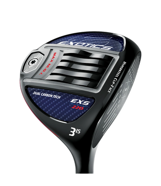 Tour Edge EXOTICS EXS 220 FAIRWAY WOOD