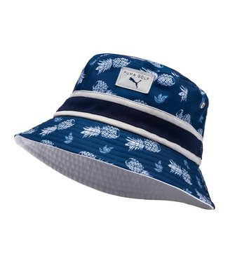 Puma REVERSIBLE ISLANDE BUCKET HAT
