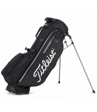 Titleist PLAYERS 4 PLUS STAND BAG BLACK