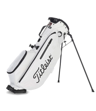 Titleist PLAYERS 4 STAND BAG WHITE/WHITE