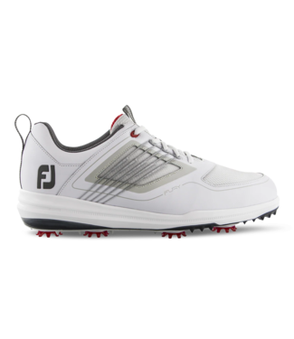 Footjoy FURY WHITE/RED 51100