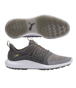 Puma IGNITE NXT SOLELACE 192224-04 GRAY VIOLET/PUMA TEAM GOLD/QUIET SHADE