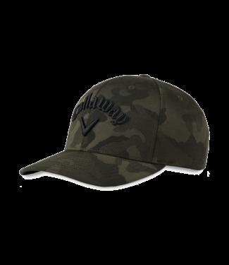 Callaway FLEXFIT CAMO SNAPBACK CAP