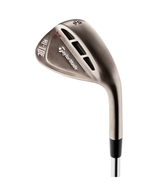 Taylormade MILLED GRIND HI-TOE RAW WEDGE