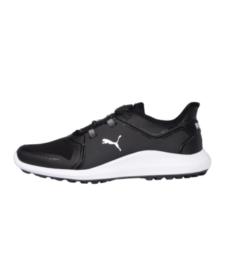 Puma IGNITE FASTEN8 DISC BLACK/SILVER/WHITE