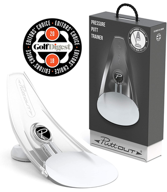 Putt-Out PUTT-OUT PRESSURE PUTT TRAINER - WHITE