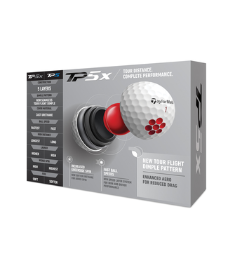 Taylormade TP5x 2021