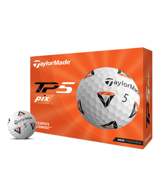 Taylormade TP5 PIX 2021