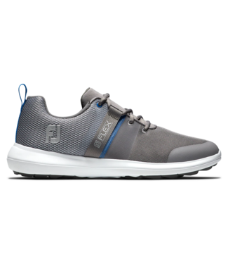 Footjoy FJ FLEX  56121 GREY/BLUE