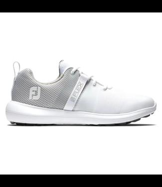 Footjoy FJ FLEX WOMENS WHITE 95754