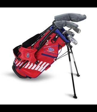 US Kids Golf UL48 5 CLUB STAND SET