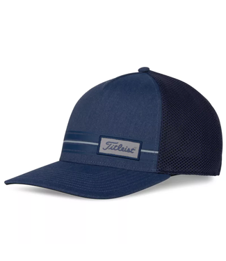 Titleist SURF STRIPE LAGUNA HAT - NAVY/GRAY