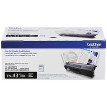 TN431BK - Cartouche laser originale Brother TN431BK - Noire - 3 000 pages à 5% de couverture de page