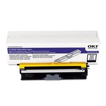 ROKI0716BK - Cartouche laser compatible pour Okidata C110 - Noire - 2 500 pages à 5% de couverture de page