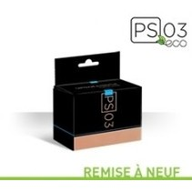 RHP952XLC  - Cartouche à jet d'encre recyclée québécoise - Cyan - 1 600 pages à 5% de couverture de page