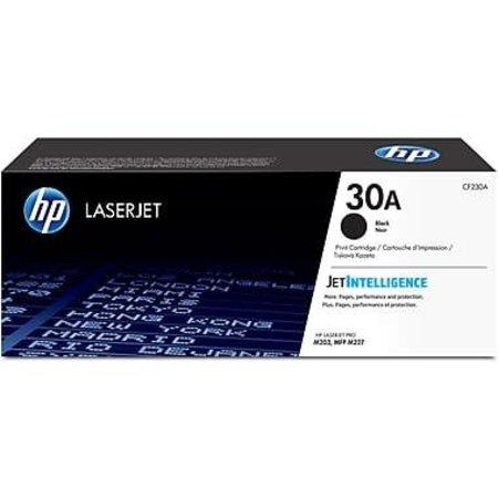 Cartouche laser originale pour HP CF230A - Noire