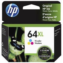 N9J91AN cartouche à jet d'encre - (HP #64xl) - couleur - 415 pages à 5% de couverture de page