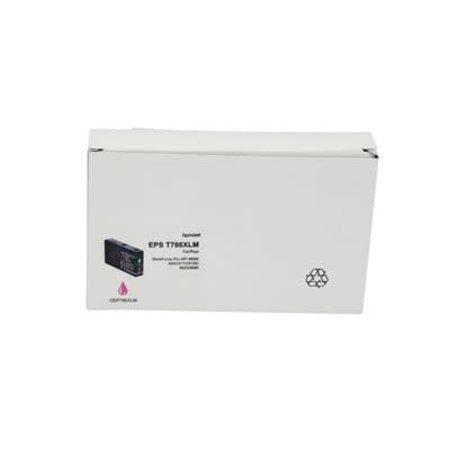 Epson CT786XL320 - Cartouche à jet d'encre compatible - Magenta- 2000 pages à 5% de couverture de page