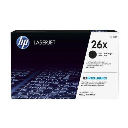 CF226XD - Cartouche laser originale HP - Noire - 9 000 pages à 5% de couverture de page - Paquet Double